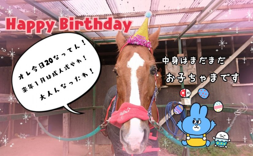 Happy Birthday to ライデン